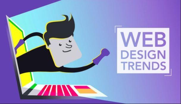 Xu hướng thiết kế website.