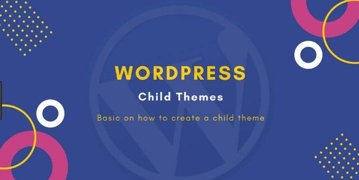 Hướng dẫn tạo child theme