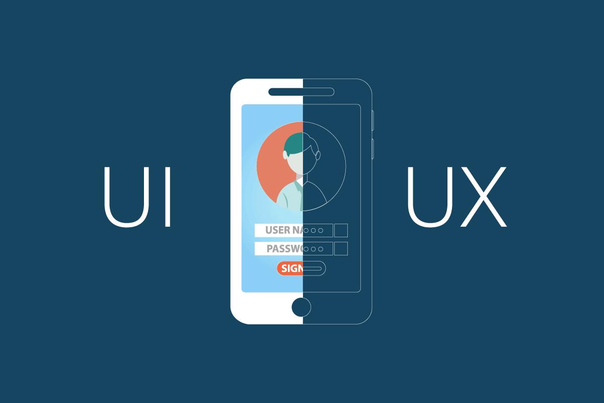 Sự khác nhau giữa UX và UI