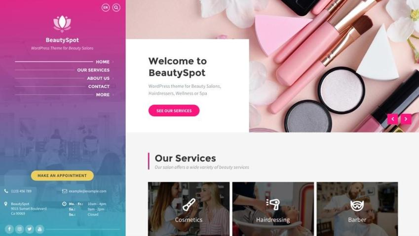 Theme Beauty Spot